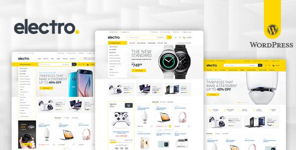 Electro v1.4.5 - Electronics Store WooCommerce Theme