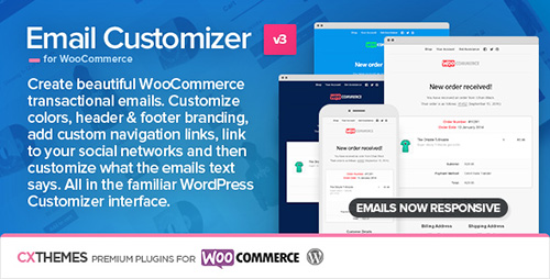 Email Customizer for WooCommerce v3.13