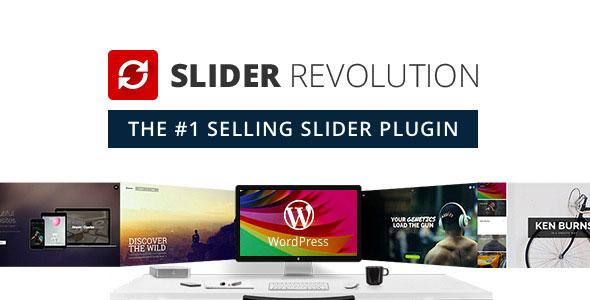 Slider Revolution v5.4.6 - Responsive WordPress Plugin