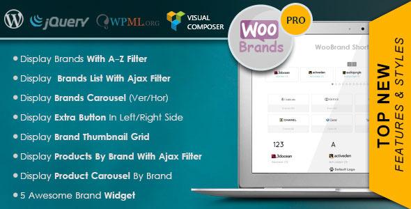 WooCommerce Brands v4.3.2