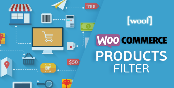 WOOF v2.1.7 - WooCommerce Products Filter