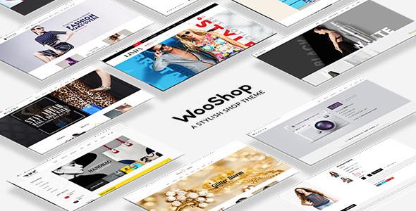 Woocommerce Shop v1.1 - Responsive Woocommerce Theme