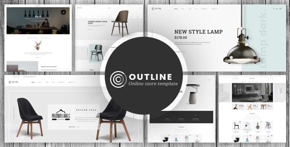 Outline v1.0 - Responsive Furniture Magento Theme