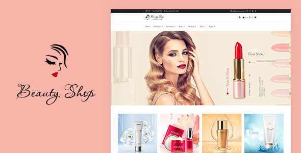 Beauty Store v1.3 - Cosmetics and Fashion Beauty Shopify Theme