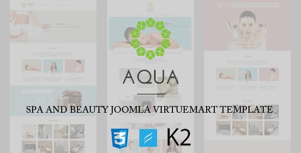 Spa and Beauty Joomla VirtueMart Template v1.3.0